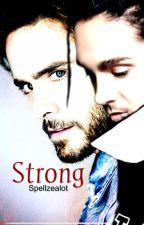 Strong || JaredxTom by Spellzealot