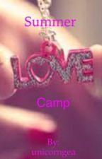 Summer Love Camp by unicorngea