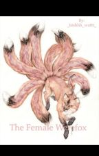 The Female Werefox by _bishhh_wattt_
