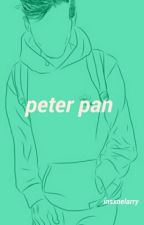 peter pan ; l.s (os) by Insxnelarry