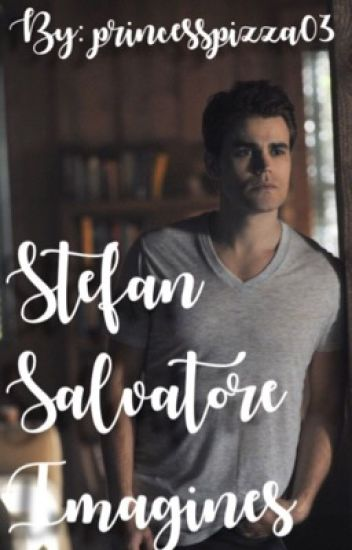 Stefan Salvatore Imagines