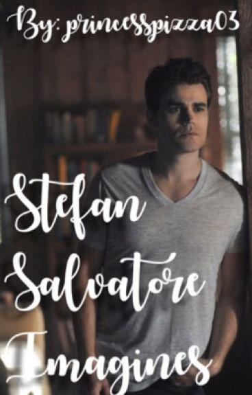 Stefan Salvatore Imagines