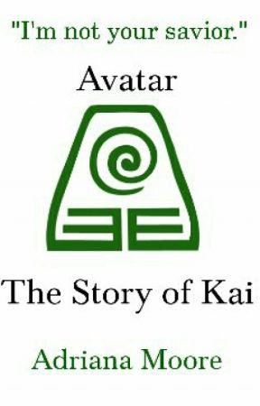 Avatar   The Story Of Kai by adrianascottmoore