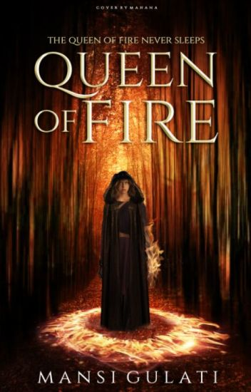 The Amulet Series: Queen of Fire [ON HOLD]