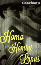 Homo Homini Lupus by gaachan