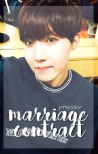 [HIATUS] [SPIN-OFF: First Love] Marriage Contract // Hoseok Fan Fic by -mochu