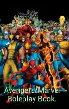 Avengers/Marvel Roleplay Book. by spiderloki123
