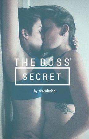 THE BOSS' SECRET by serenitykid