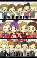 One Shots One Direction & 5 Seconds of Summer (boyxboy) 2. Buch by drachenlady8