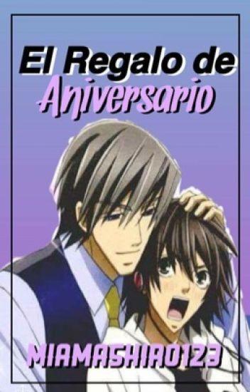 El regalo de aniversario (usagi x misaki yaoi/gay hard)