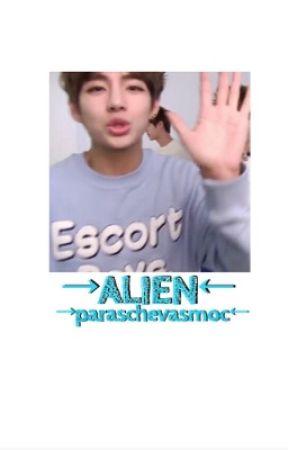 Alien | taehyung by Paraschevasmoc