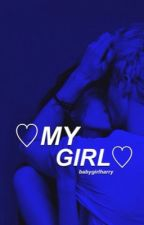 my girl - // niall + harry // by babygirIharry