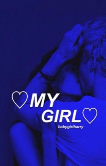 my girl - // niall + harry //