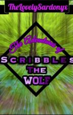 The Adventures of Scribbles the Wolf::COMIC SERIES by TheLovelySardonyx