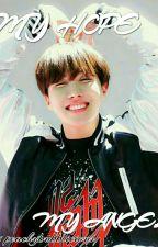 My Hope, My Angel  (BTS J-Hope) by peachybubblicious