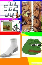 Memes and Socks by Yami_The_Shadow_Wolf