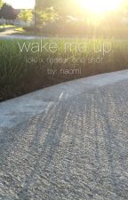 wake me up - loki x reader one shot by nnflowers88