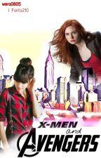 X-men and Avengers - Drużyna: Przygoda pierwsza. Avengers by wera0805