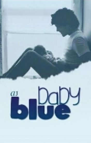 Baby Blue || larry [mpreg].