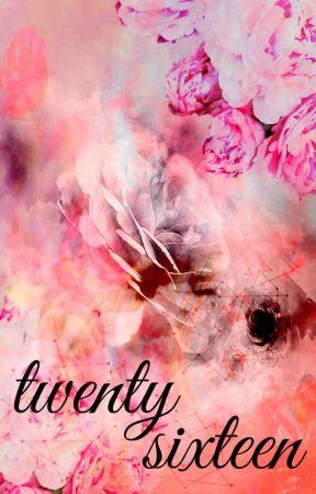 twenty sixteen ✓ by herserendipity