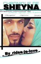 Chronique De Sheyna Kidnapper Comment Lui Dire Que Je L'aime by ridsa-je-love