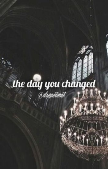 the day you changed; jjk