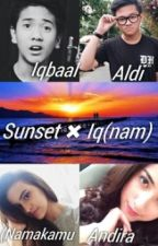 Sunset ✖idr (Short Story) by caniiqbaal_