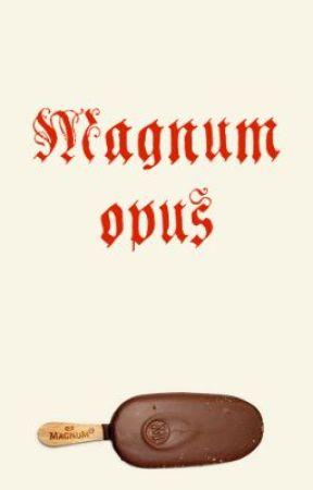 Magnum opus by wergosum