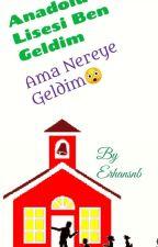 Anadolu Lisesi Ben Geldim by Erhansnb