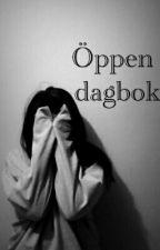 öppen dagbok by Prestationsprinsessa