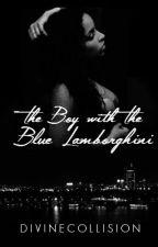 The Boy With The Blue Lamborghini (Original) by DivineCollision
