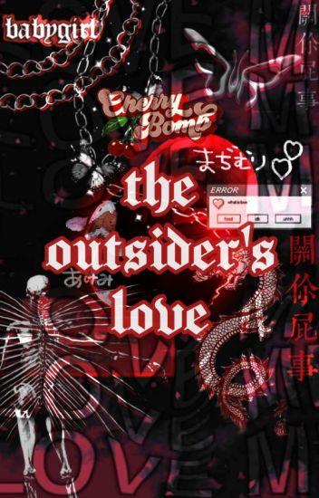 The Outsider's Love ↬ Levi Ackerman x Reader
