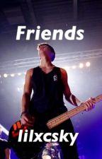 friends ; malum by fucking-malum