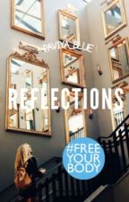 Reflections ✓ by paviya_blue