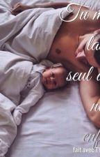 Tu m'as laissé seul avec notre enfant. by plumeAlgerienn