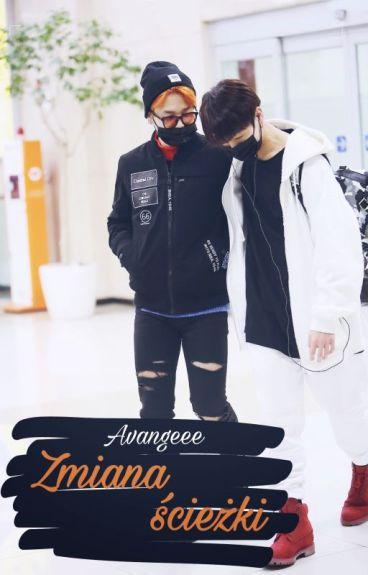 """""""Zmiana ścieżki"""" - Jikook (Jimin x Jungkook)"""