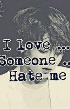 احب شخص يكرهني ... by kookie200bb