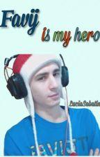 Favij is my hero|| Lorenzo Ostuni by LuciaSabatini