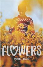 Flowers •larry• by Mourir_amour