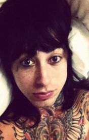 Sleeping with Ronnie Radke by lunch_drunk_love