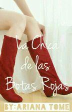La Chica De Las Botas Rojas by Lufia_Moon