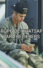 WHATSAPP GRUPO DE BELIEBERS by martaloveyou25