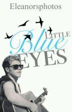 Little Blue Eyes | n.h. | reworking by TaysDarling