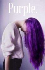 Purple. by LaureHcl