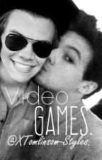 Video games  [Larry ] by XTomlinson-Styles