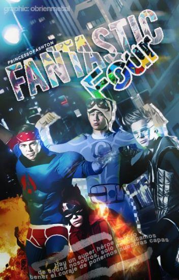 Fantastic Four :: 5sos