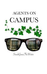 Agents On Campus by CoffeeshopAddicts