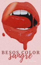 Besos color sangre by cggmez