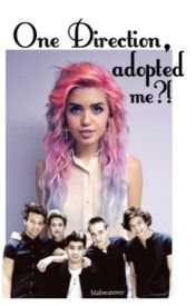 One Direction...Adopted Me? by blahwatever