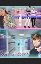 Мой парень БАБНИК ! Любить или Бросить ? by Taehyung-1995